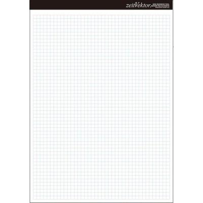 (まとめ買い)レイメイ藤井 zeitVektor レポート用紙 A4 両面対応 ZVP455 〔×5〕