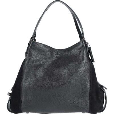 コーチ COACH レディース ハンドバッグ バッグ handbag Black