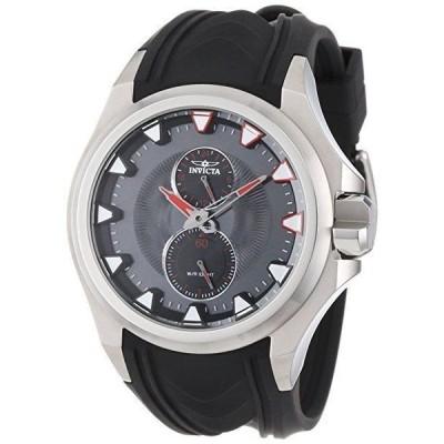 メンズ 腕時計 インヴィクタ New Mens Invicta 12336 S1 Rally 51mm Black Rubber Strap Quartz Watch