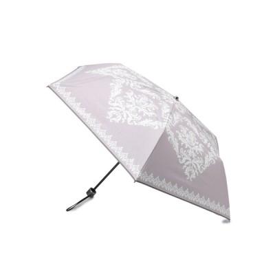 COUP DE CHANCE / ダマスク柄アンブレラ(折りたたみ) WOMEN ファッション雑貨 > 折りたたみ傘