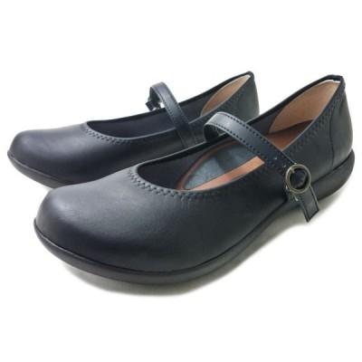 Re:getA リゲッタ R-2361 ブラック ストラップパンプス R2361 レディース パンプス レディースシューズ 婦人靴
