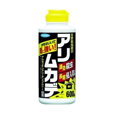 フマキラー アリ用殺虫剤 アリムカデ粉剤600g 432671 期間限定 ポイント10倍