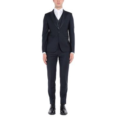 ブライアン デールズ BRIAN DALES スーツ ダークブルー 46 ウール 86% / ナイロン 10% / ポリウレタン® 4% スーツ