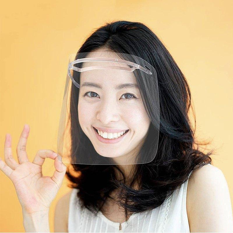 【預購】SHARP 夏普 日本奈米蛾眼科技防護面罩組 1 入 / 2 入組