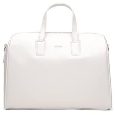 マット & Nat Mitsuko ヴィンテージ ハンドバッグ, ホワイト(海外取寄せ品)