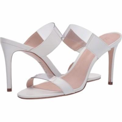 シュッツ Schutz レディース サンダル・ミュール シューズ・靴 Adinna White/Transparent