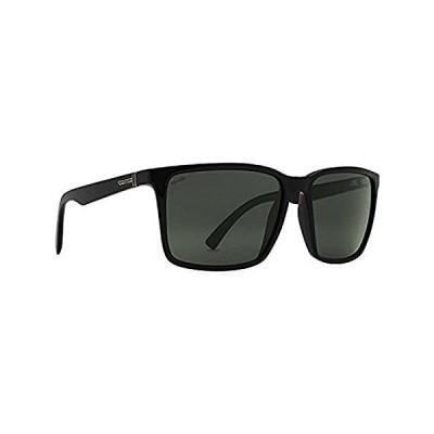 輸入商品 Von Zipper Lesmore Sunglasses Black Satin/Wild Vintage Grey Pol & Carekit 人気商品