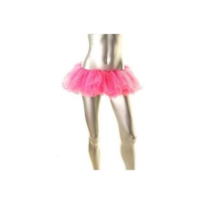 コスチュームアクセサリー 仮装 コスプレ レッグアベニュー  Leg Avenue 9495 レディース ネオン ピンク Halloween Party Costume Petticoat O/S