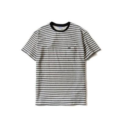 tシャツ Tシャツ S/S Linen P-Tee Big Silhouette