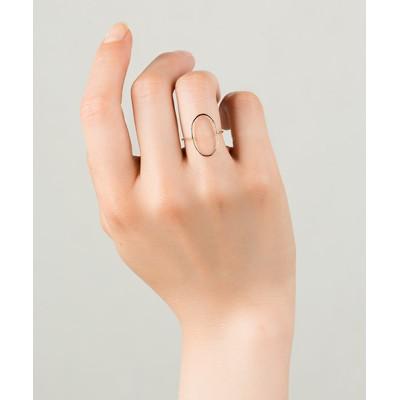 指輪 AURORA GRAN オーロラグラン / アウラゴールドリング オーバル / 160810-6