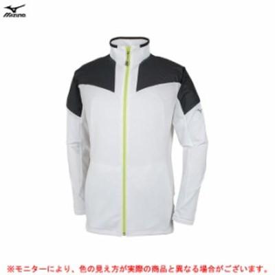 【最終処分大特価】MIZUNO(ミズノ)ストレッチフリースライトジャケット 3XLサイズのみ(32MC8653)スポーツ トレーニング メンズ