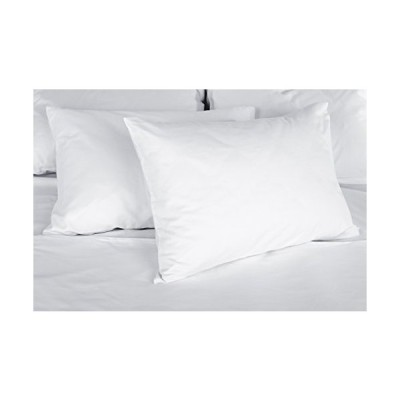 Continental Bedding CB1090-Q.New White Goose Down and Feather Pillow, Set of 2 (Queen)【並行輸入品】