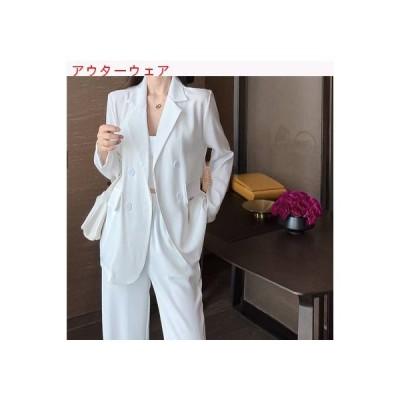 【送料無料】韓国風 ファッション 気質 レジャー 薄い小さなスーツ アウターウェア ストレート ドレ | 364331_A63396-0745769
