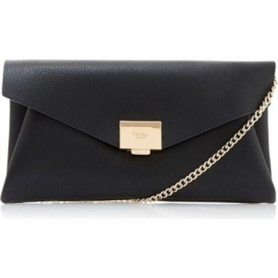 デューン Dune London レディース クラッチバッグ バッグ envela envelope clutch bag Black