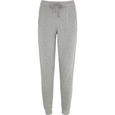 フリーピープル Free People Movement レディース スウェット・ジャージ ボトムス・パンツ back into it grey stretch-modal sweatpants Grey