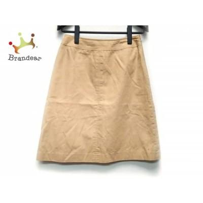 ニジュウサンク 23区 スカート サイズ38 M レディース ベージュ     スペシャル特価 20200509