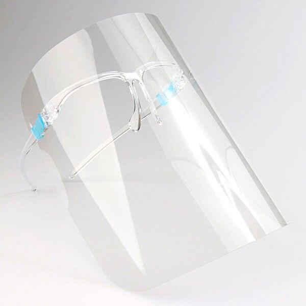 日本 輕便型 防護面罩 SARARITO 防飛沫 防噴濺  保護 安全 雙面防霧 日本正版 該該貝比日本精品