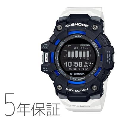G-SHOCK カシオ CASIO ジー・スクワッド G-SQUAD Bluetooth 腕時計 メンズ GBD-100-1A7JF