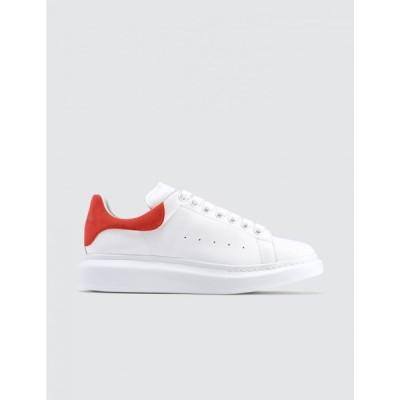 アレキサンダー マックイーン Alexander McQueen メンズ スニーカー シューズ・靴 oversized sneaker White/Squash