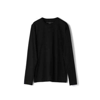 ESTNATION クルーネックロングスリーブTシャツ <GIZAndyシリーズ>