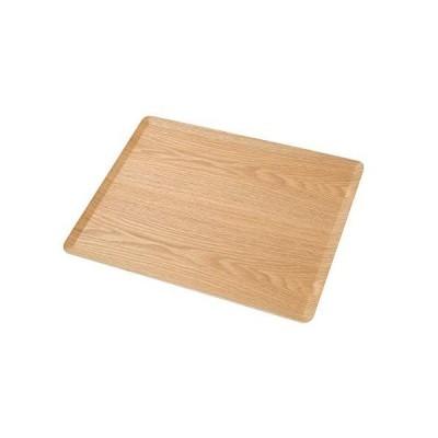 ニトリ 滑り止め加工 木製トレーM ナチュラル ヤナギ(360280#MA)
