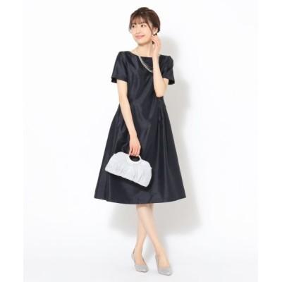 any SiS/エニィスィス ロイヤルレディシャンタン ドレス ネイビー 2