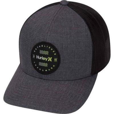 ハーレー メンズ 帽子 アクセサリー Hurley Men's Trademark Trucker Hat