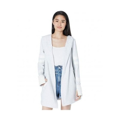 Blanc Noir レディース 女性用 ファッション アウター ジャケット コート カジュアルジャケット Maitri Traveler Jacket - Pearl White