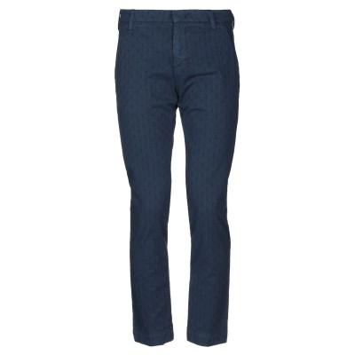 アントレ アミ ENTRE AMIS パンツ ブルー 29 コットン 98% / ポリウレタン 2% パンツ