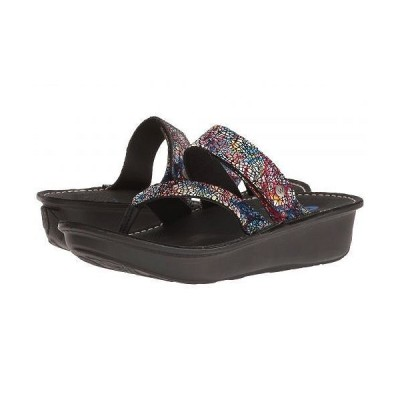 Wolky ウォーキー レディース 女性用 シューズ 靴 サンダル Tahiti - Multicolor