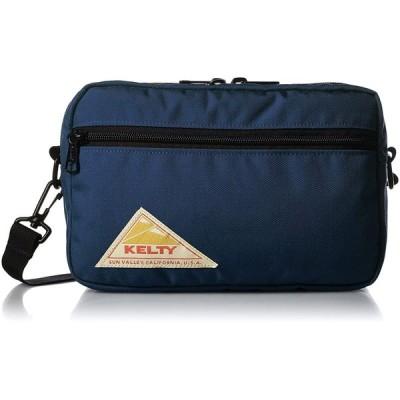 ケルティ ショルダーバッグ 2592155 レクタングル・ジップ・ショルダー ニューブルー