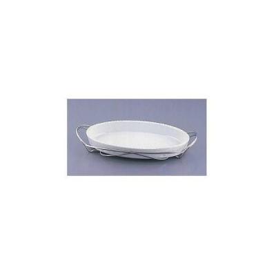 SAシャトレ 小判グラタンセット 13-PB200-36 白