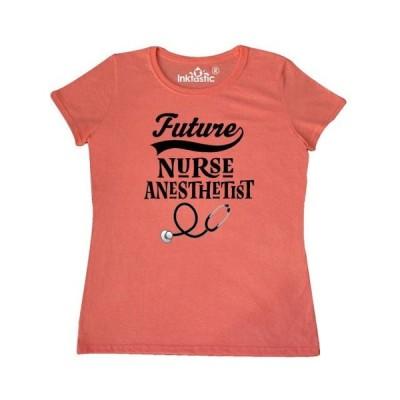 レディース 衣類 トップス Future Nurse Anesthetist Women's T-Shirt Tシャツ