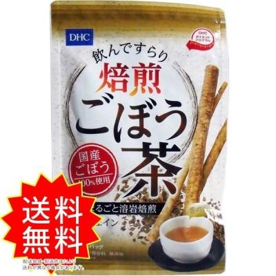 DHC 飲んですらり 焙煎ごぼう茶 ノンカフェイン 10ティーバッグ DHC 通常送料無料
