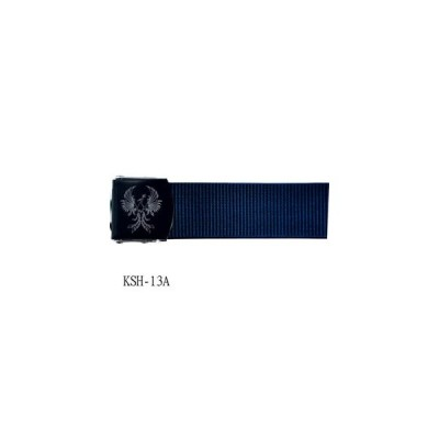 モトコマ KSH-13A ワンタッチベルト 鳳凰 ブラック