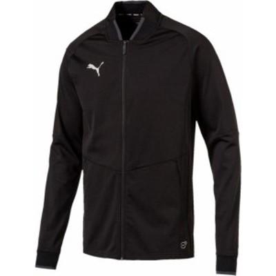 プーマ サッカー メンズ サッカー・フットサルウェア FTBLNXT トラックジャケット 18Q2 01PUMABLACK トレーニングウェア(655844-01)