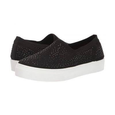SKECHERS Street レディース 女性用 シューズ 靴 スニーカー 運動靴 Poppy - Black 2