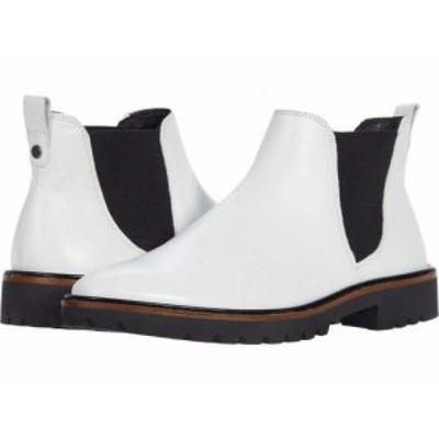 ECCO エコー レディース 女性用 シューズ 靴 ブーツ チェルシーブーツ アンクル Incise Tailored Chelsea Boot Bright White【送料無料】