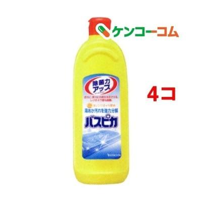 バスピカ ヤシ油配合 ( 500ml*4コセット )