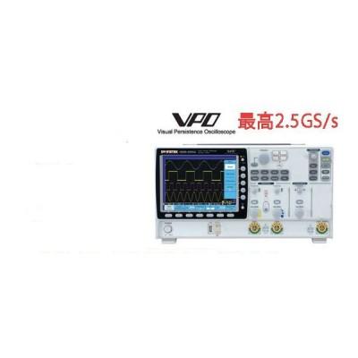【取寄品】 インステック デジタルオシロスコープ 2chモデル 250MHz GDS-3252