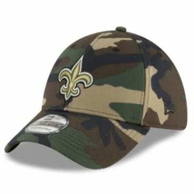 New Era ニュー エラ スポーツ用品  New Era New Orleans Saints Camo Woodland 39THIRTY Flex Hat