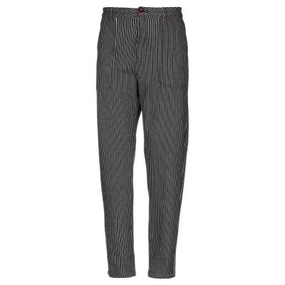 FAIRPLAY パンツ ブラック 32 コットン 97% / ポリウレタン 3% パンツ