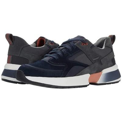 Geox Naviglio ABX 1 メンズ スニーカー 靴 シューズ Anthracite