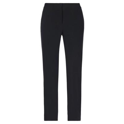 リュー ジョー LIU •JO パンツ ブラック 46 ポリエステル 88% / ポリウレタン 12% パンツ