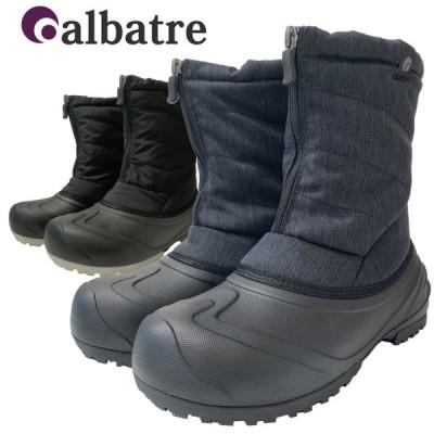スノーブーツ メンズ レディス 防寒靴 アルバートル ALBATRE AL-WP1730