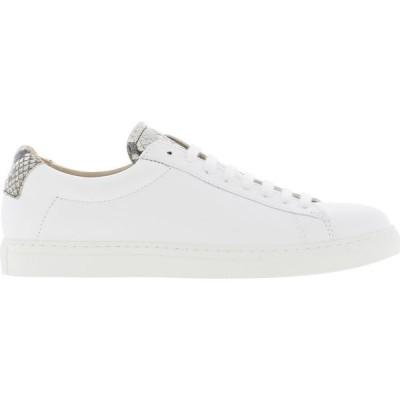 """ゼスパ Zespa レディース スニーカー シューズ・靴 """"Zsp4 Apla"""" Sneakers White"""