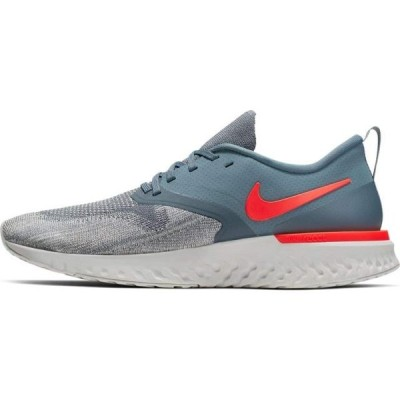 メンズ 靴 運動靴 Nike Men's Odyssey React Flyknit 2 Running Shoes