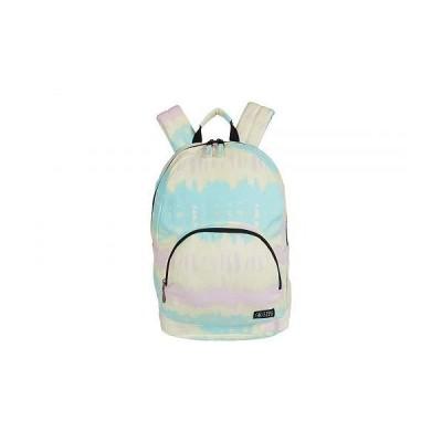Volcom ヴォルコム レディース 女性用 バッグ 鞄 バックパック リュック Schoolyard Canvas Backpack - Multi