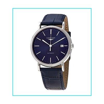 Les Grandes Classique de Longines Blue Leather L4.921.4.92.2【並行輸入品】
