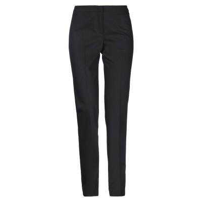 SEDUCTIVE パンツ ブラック 40 ポリエステル 48% / ウール 27% / レーヨン 20% / ポリウレタン 5% パンツ